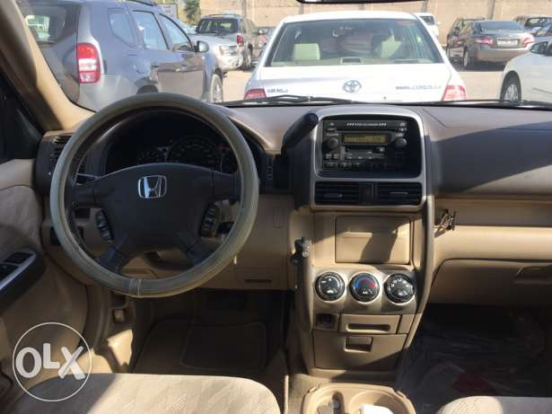 Honda CRV for sale الشهداء -  3