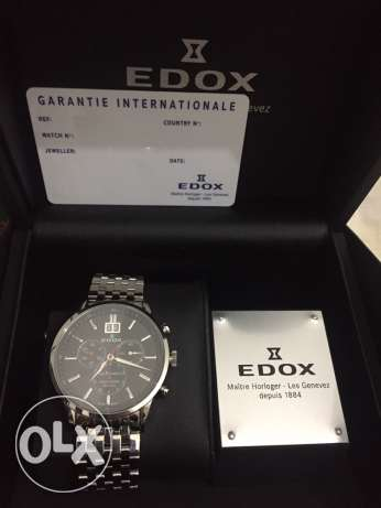 Edox Watches New