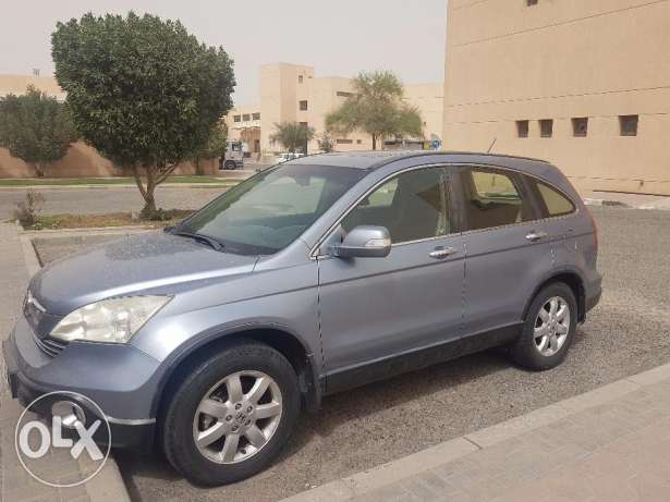CRV full option