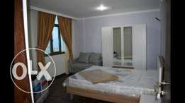 Salmiya, fully furnished studio for rent in a New building
