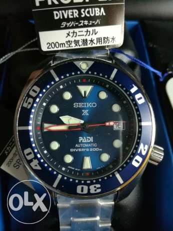For Sale SEIKO PROSPEX DIVER 200m PADI Limited Edition 1000 pcs Rare