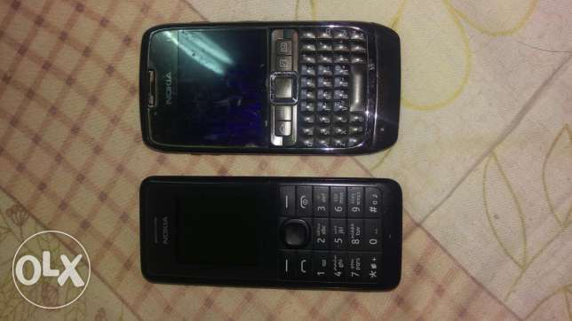 Two Nokia Mobiles for Sale