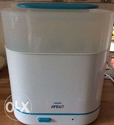 Philips Avent 3in1 Electric sterilizer سلوى -  3