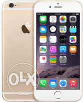 Apple iPhone 6 16GB, 4G LTE, Gold