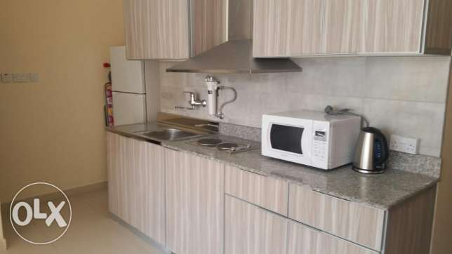 Salmiya, near sea side fully furnished flat one bedroom
