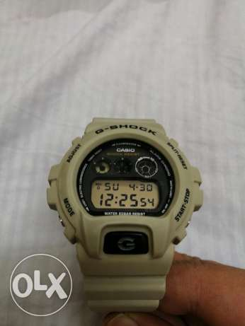 G shock original 4 sale just 3times used