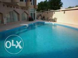 fully furnished flat in sea side in fintas