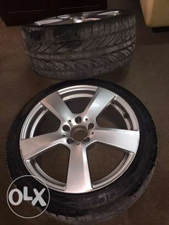 Original used alloy Wheels