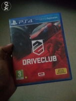 Driverclub PS4 game