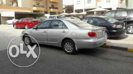 Toyota Camry 2005 model cylender4