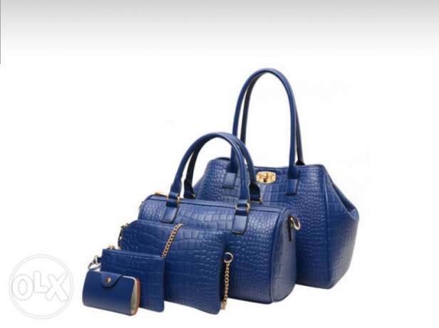 Handbags in sets different styles new fasion 2017