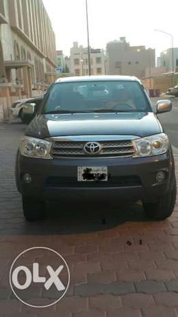 Toyota Fortuner in good condition for Sale