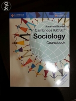 Igcse sociology book