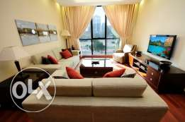 Fully furnished 2 bedroom apartment in Sharq, Kd 650