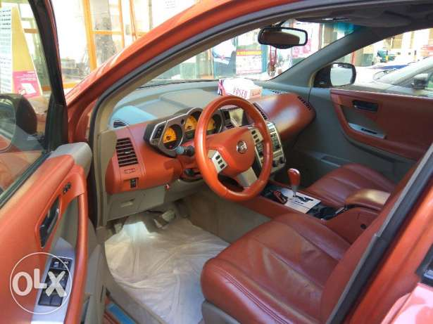 NISSAN MURANO in excellent condition مهبولة -  2