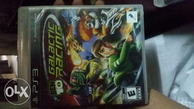 Ps3 game ben 10 racing حولي -  1