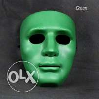 I have green bhoot mask