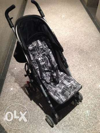 Almost NEW Mothercare baby stroller السالمية -  7