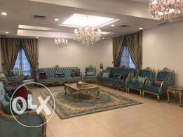 Salam 375m2 floor 4 master bedrooms fully furnished