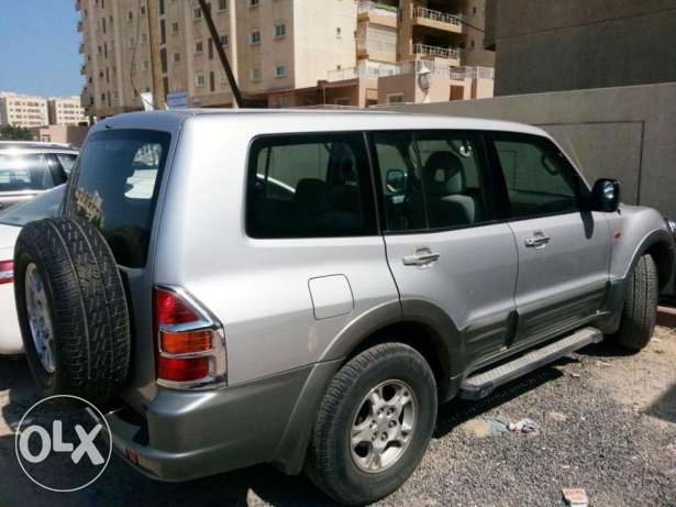 2002 Pajero for sale