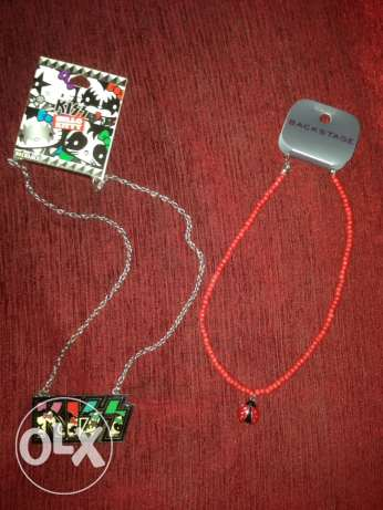 Girls necklaces new