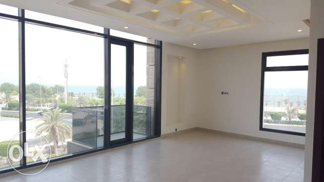 Brand new 3 Bedroom apt with sea view in Fintas