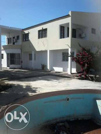 Luxury house in mozambique