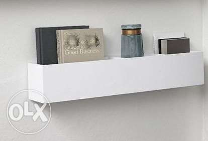 Hand Made Wall Shelf For Books