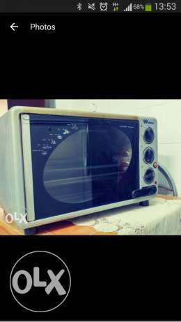 Wansa Electric Oven- 40 L.- Good condition