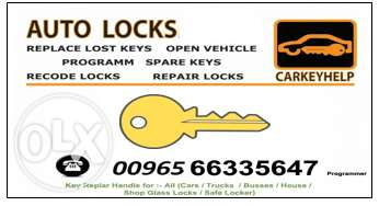 Key Maker Maker (Car, Truck, Home Shop Locker)