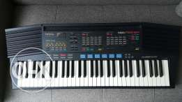 Yamaha key board Western and Arabic