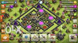 Clash of clan acount for sale