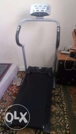 Treadmill rarely used as good as new
