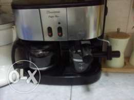 For sale . Coffee maker & body benefits babyliss