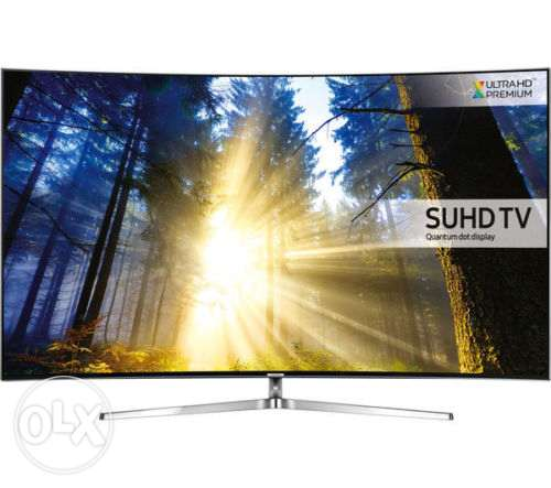 "Samsung SUHD Smart 4k Ultra HD HDR 65"" Curved LED TV"