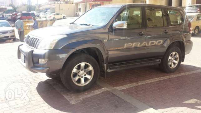 2006 Prado GXL for sale