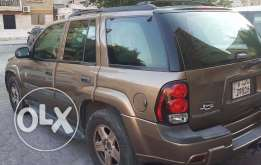 Chevrolet Trail Blazer 2003-Golden Color