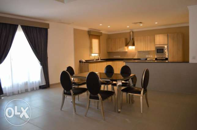 Fully furnished three bedroom flat in Fintas - Hilite Homes Realestate