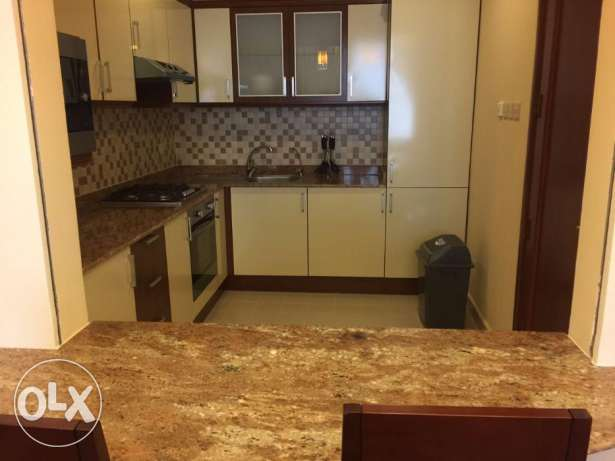 2 bedroom fully furnished flat for rent near Kuwait City, Sharq.