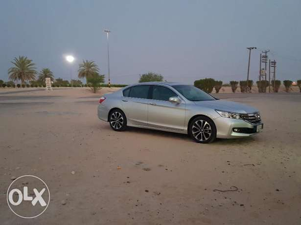 Honda accord 2016 ex-sports v6. Fully loaded