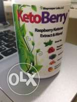 KetoBerry for weight loss