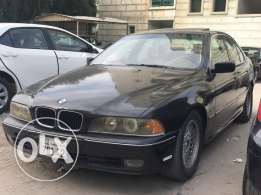 BMW 520i 2000 for sale urgent!