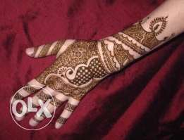 henna design we r coming you r home &do