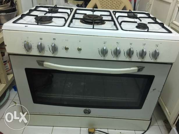 Lagermania (italy) 5 Burner Cooker For Sale.