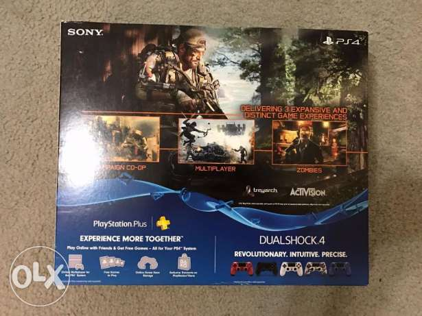PlayStation 4 (PS4) 500gb Call of Duty