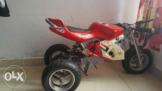 Rechargeable bike for sale مهبولة -  2