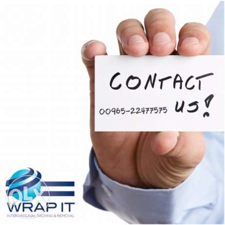 Wrap It Movers - Kuwait
