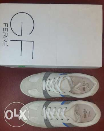 Gf ferre 100%original men's shoes