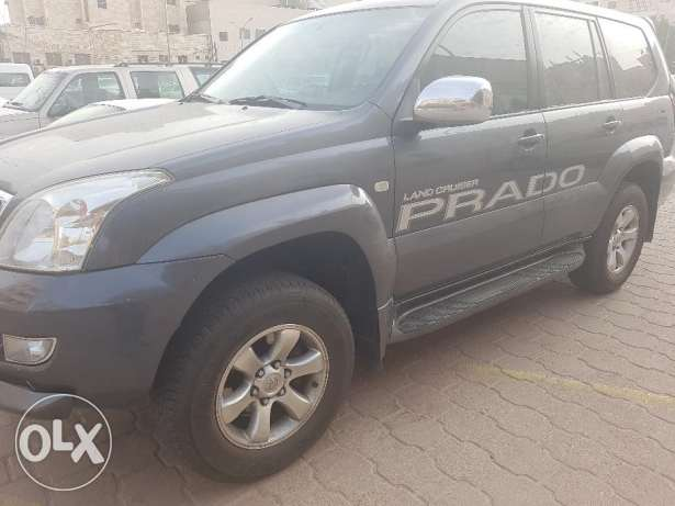 For Sale Toyota Prado 2009 VX 124k Accident Free
