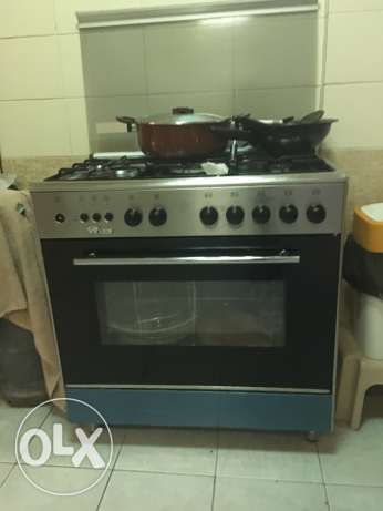 wansa gas cooker